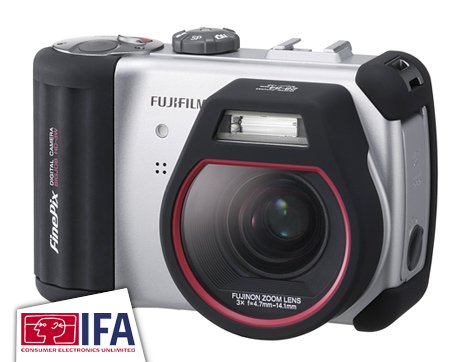 Fujifilm FinePix Big Job HD-3W