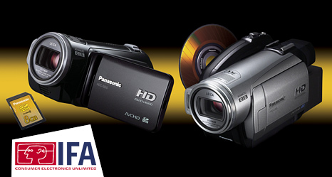 Panasonic SD5