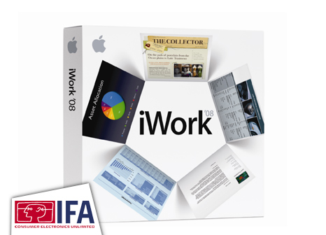 iWork 2008 ( Net) preview 0