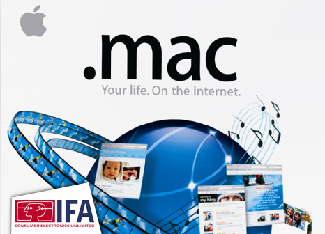 Apple Mac web gallery