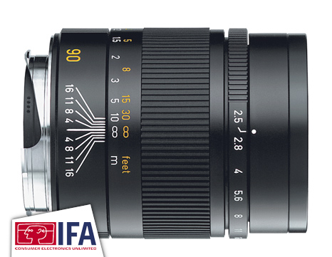 Leica Summarit-M lenses